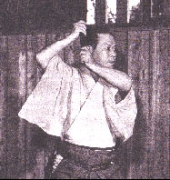 The 27th grandmaster, Genshin Ueno